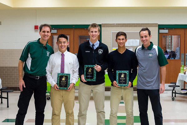 Atholton Fall Sports Banquet & Awards - 11/5/15