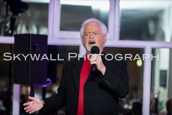 Merrill Osmond at Sant Angelo in Wetherby