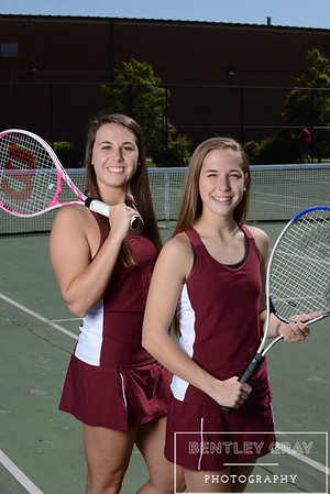 BHS Tennis 2015 Team Pictures