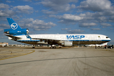 VASP Brazilian Airlines