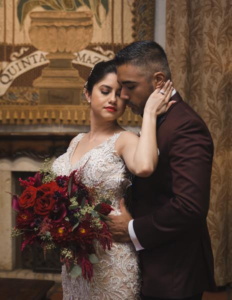 Olivia and Enrique