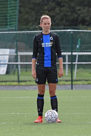 20190928 - Club Brugge Vrouwen - KRC Genk Ladies