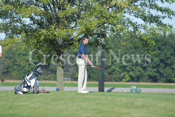 09-25-14 Sports Division II Golf at Country Acres