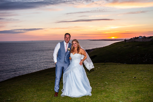 Wedding of Claire and Gavin