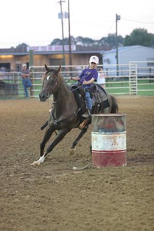 5D Western Store Rodeo 07 15 2006 Barrels