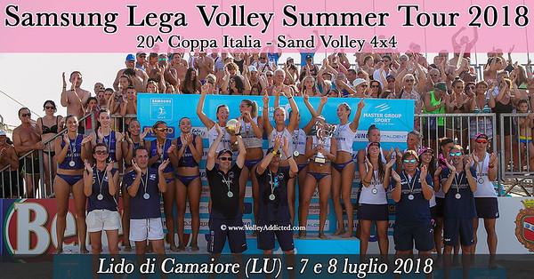 20^ Coppa Italia - Lido di Camaiore (LU)
