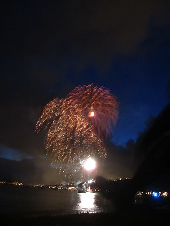 Hawaii - July 4th Fireworks