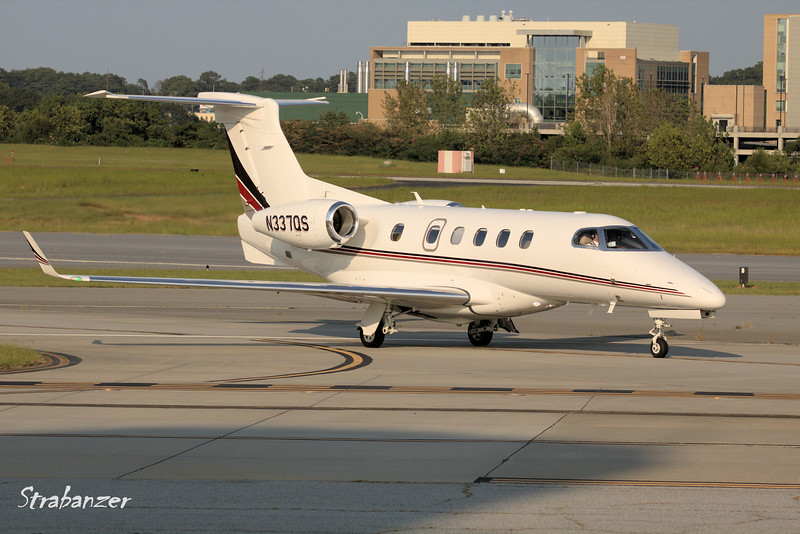 Embraer  EMB-505 Phenom 300  c/n 50500202  N337QS