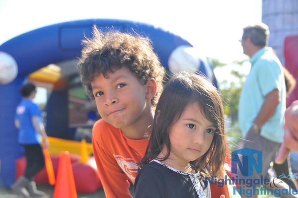 LI Family Festival Attendees '10