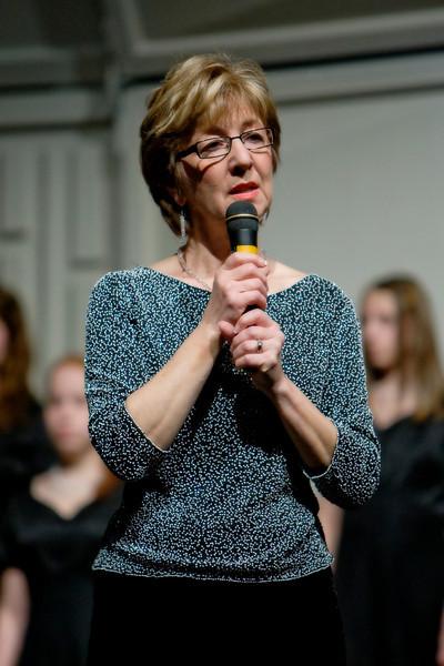 Willow Wood JH Choir - 2009 Spring Concert