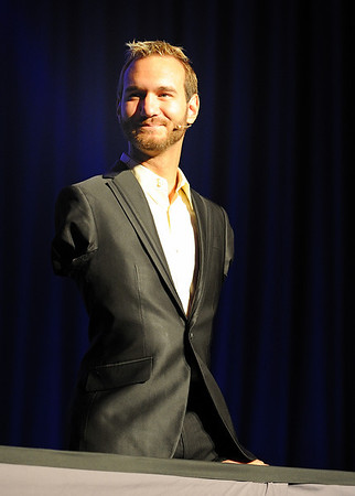 Closing Session with Nick Vujicic - May 2, 2009