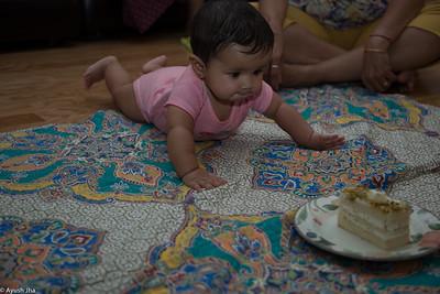 Aarya 7 Months Old