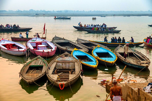Varanasi & Ganges: Death & Rebirth गंगा