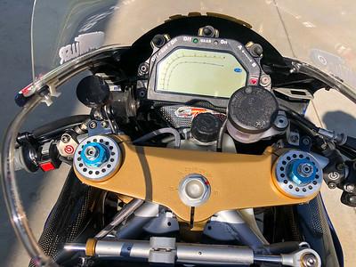 Red Bull Ducati 998RS on IMA