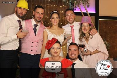 Diego & Aida 12.10.2019 Salones Los Chopos, La Gineta (Albacete)