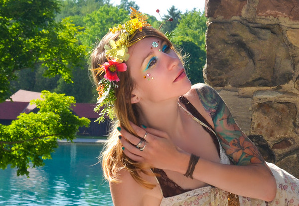 Little Mermaid Photography at Green Lakes