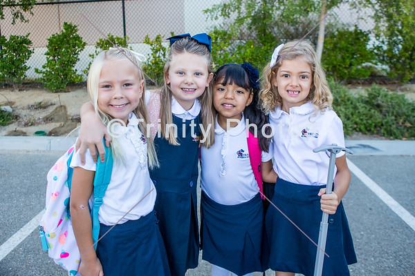 20180823 - First Day of School