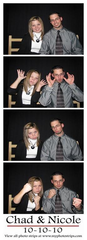 Nicole & Chad (10-10-10-)