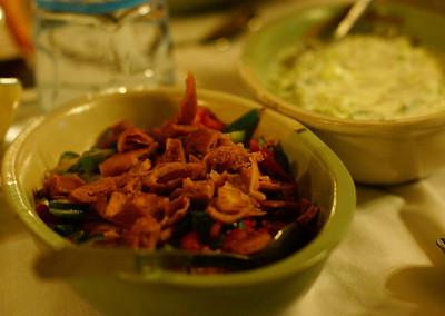 Cooking Jordanian Arabic Food