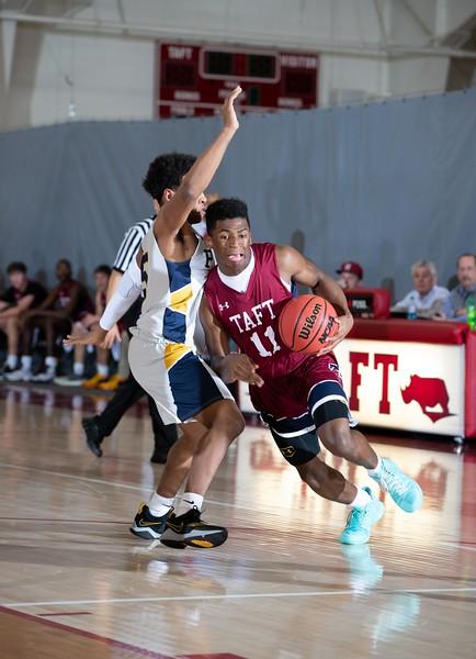 1/19/19: Boys' Varsity Basketball v Trinity-Pawling