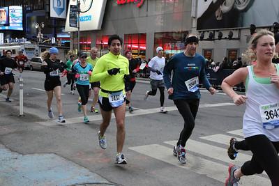 NYC Half Marathon 2013