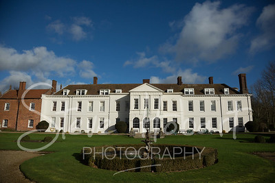 Sherre & Paul at Gosfield Hall