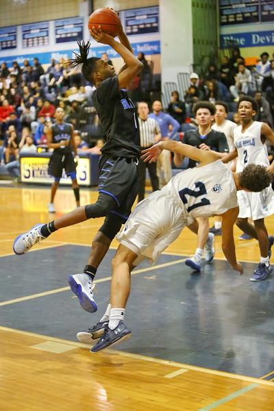 20190215 Boys Varsity Basketball Blake at Springbrook