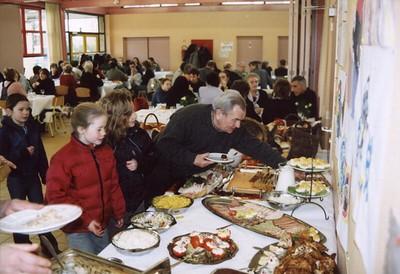 Zandbergrun Brunch 2004