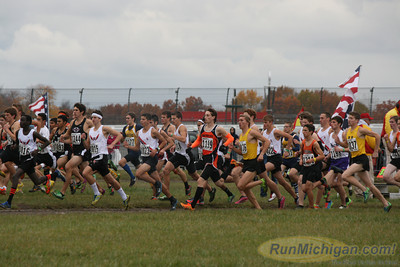 Featured2 - 2013 MHSAA LP XC Finals D1