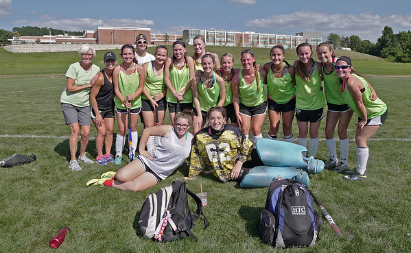 Amy Romano Memorial Field Hockey Scrimmage 8-27-17