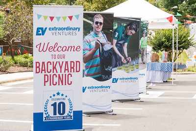 Extraordinary Ventures Backyard Picnic
