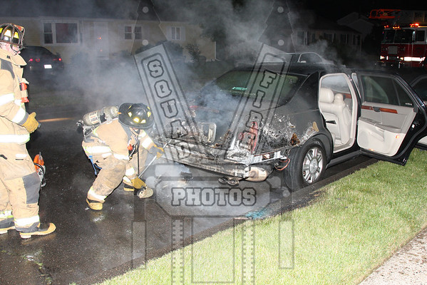 East Hartford, Ct Auto fire