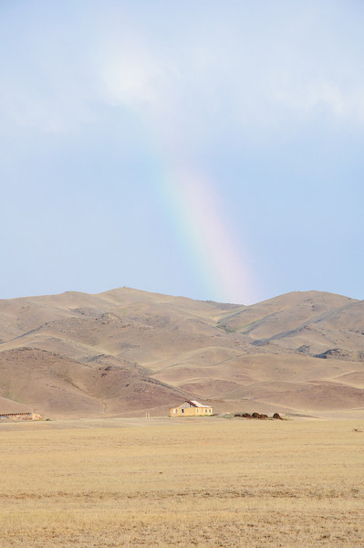 Cestou do Kyrgyzstánu