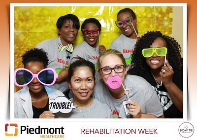 Piedmont Hospital | National Rehabilation Week