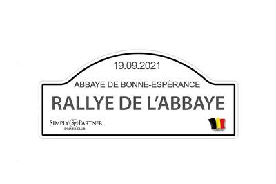 20210919 - Rallye de labbaye de Bonne-Esperance