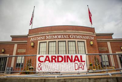 Cardinal & White Day 2018