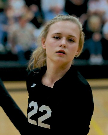 Outlaw Volleyball vs Junction City 9-24-15