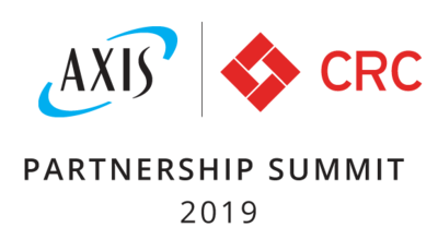 Axis and CRC Partnership Summit at Nemacolin Woodlands 2019