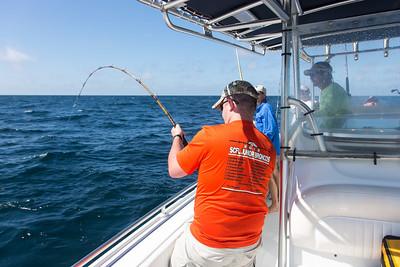 Off Shore Fishing 2014
