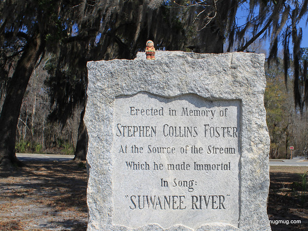 Suwannee River Kayak trip 2-25-11