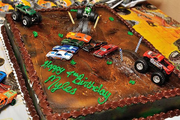Myles Birthday Party 070812