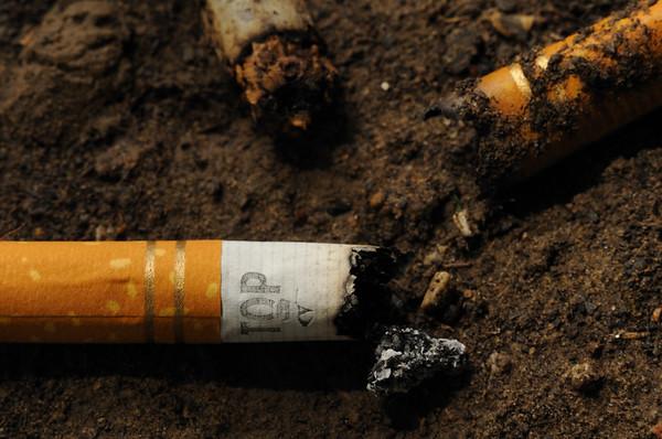 Bad Habit. Smoking.