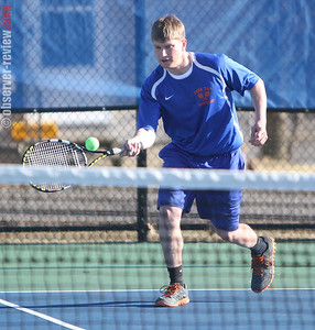 Penn Yan Tennis 4-9-14