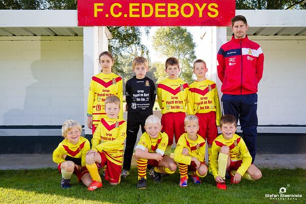 26/09/2015: KFC Edeboys - Massemen B