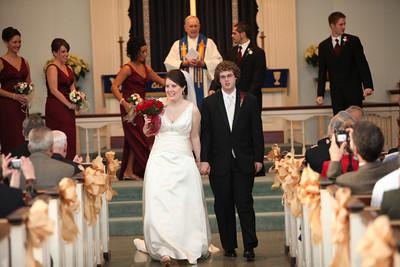 Lindsay and Matt-- Ceremony