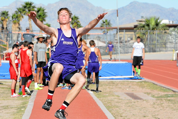 LHHS KNIGHTS TRACK & FIELD 3-28-2015