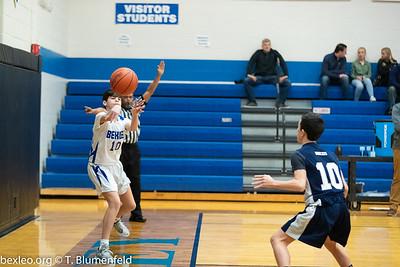 Freshman Boys Basketball vs Grandview