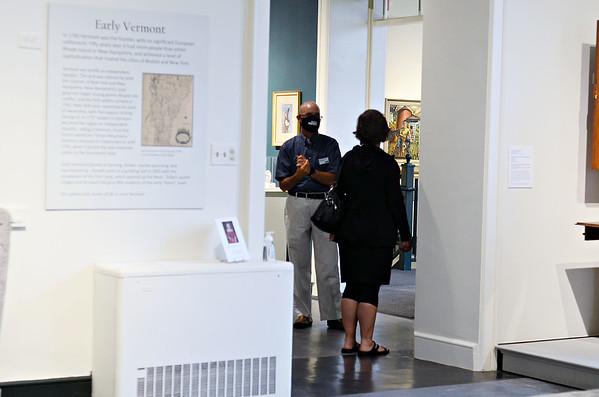 Bennington Museum reopens - 070320