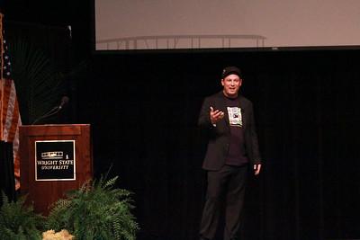 040912 Presidential Lecture Series Speaker Mark Johnson 4-9-12