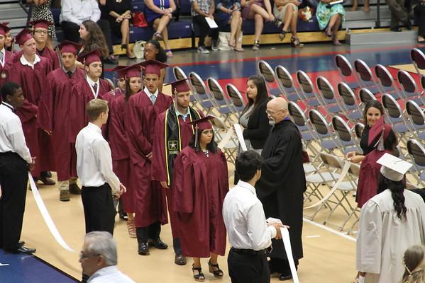2016 MRHS Graduation